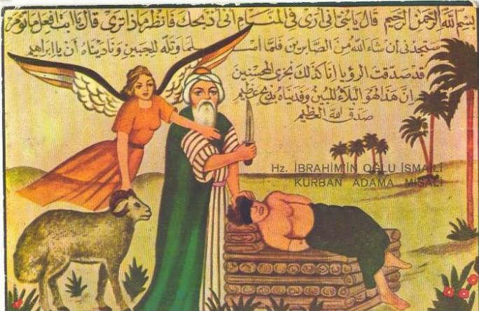 Hz. İbrahim'e İnen Kurban | Sultan Çelebi