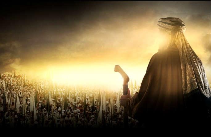 """Hz. Muhammed """"Ali benden bir parçadır"""""""