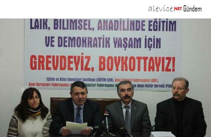 13 Şubat'ta Boykot Var…
