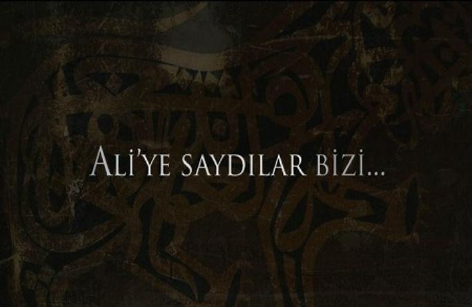 Ali'ye Saydılar Bizi