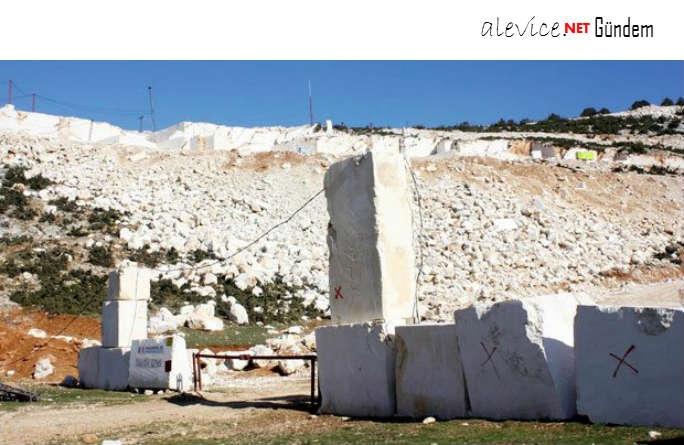 Dur Dağı'na Yeniden Maden Ruhsatı