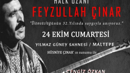 """Feyzullah Çınar """" Ölümsüzlüğünün 32. Yılında Saygı İle Anıyoruz"""""""