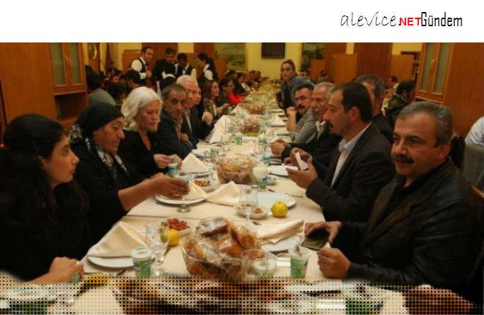 HDP'li Alevi Milletvekili Turgut ÖKER'den TBMM'de Muharrem Lokması