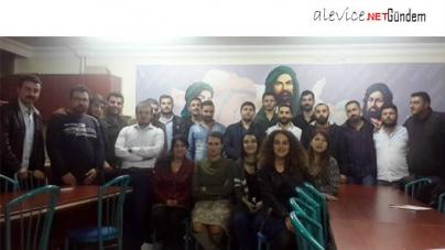Kocaeli Alevi Kültür Derneği Gençlerle İlk Toplantısını Yaptı