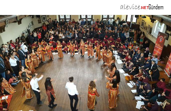 Cambridge'de Alevi Festivali Yapıldı