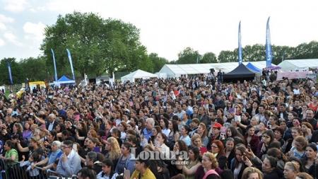 Britanya Alevi Kültür Festivali Gerçekleşti   Londra