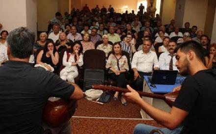 Fikret Otyam Ölümünün Birinci Yılında Antalya'da Anıldı