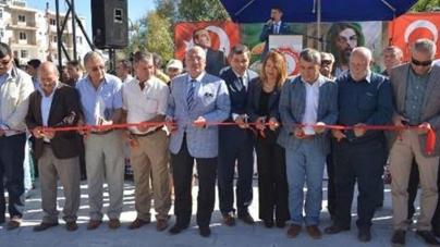 Kaşdişlen Cemevi ve Kültür Merkezi Açıldı | Mersin