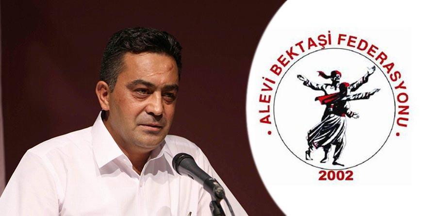 Alevi Bektaşi Federasyonu Genel Başkanı Baki Düzgün'e Saldırı