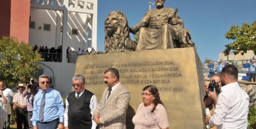 Hacı Bektaş Veli Anıtı Açıldı | Adana