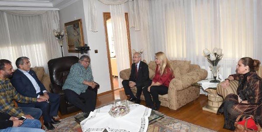 Kemal Kılıçdaroğlu'ndan Arif Sağ'a Taziye