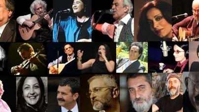 """Türkülerin Usta Sesleri """"Türküler Kapatılamaz"""""""