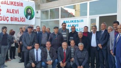 Alevi Güç Birliği Kuruldu | Balıkesir