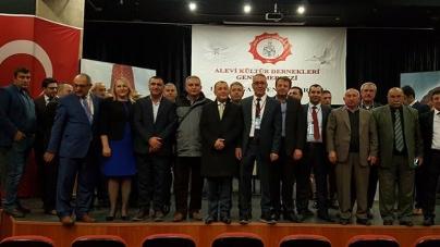 Alevi Kültür Dernekleri 11. Olağan Genel Kurul'unu Gerçekleştirdi