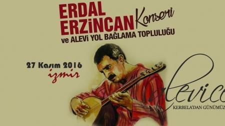 Erdal Erzincan İzmir'de | 2016