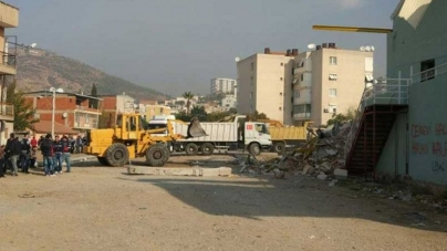 Yamanlar Halkı CHP'ye Tepkili