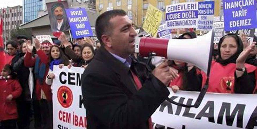 AKD Sultangazi Pirsultan Abdal Cemevi Başkanı Zeynal Odabaş Gözaltına Alındı!