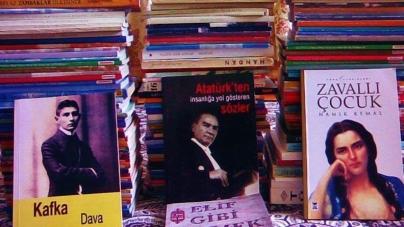 """Alevi Köyüne Kütüphane """"Sen de Bir Kitap Gönder"""""""
