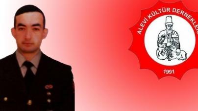 Alevi Kültür Dernekleri Şehit Olan Alevi Askeri İle İlgili Açıklamada Bulundu