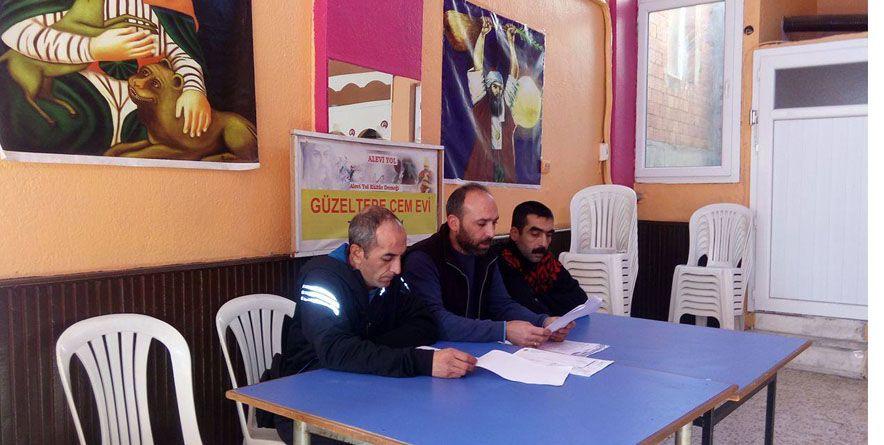 Alevi Yol Kültür Derneği Çiğli Belediyesine Tepkili!