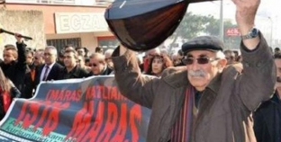 Maraş'ta Basın Açıklaması Yasaklandı !