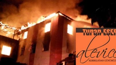 Yangın Ülkesinin Çocukları | Turan Eser
