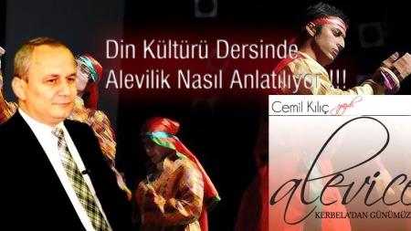 Din Kültürü Dersinde Alevilik Nasıl Anlatılıyor !!! | Cemil Kılıç