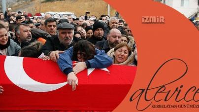 Şehit Adliye Çalışanı Musa Can'ın Cenazesi Toprağa Verildi | İzmir