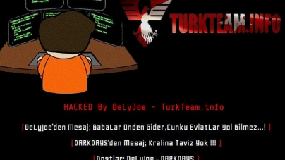 Alevi Bektaşi Federasyonu'nun İnternet Sitesini Hacklandi!