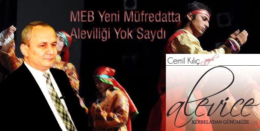 MEB Yeni Müfredatta Aleviliği Yok Saydı | Cemil Kılıç