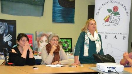 Alevi Kadınlar Birliği Eğitim Kampı Düzenledi | Fransa