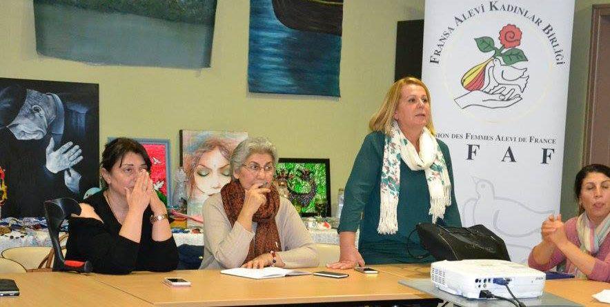 Alevi Kadınlar Birliği Eğitim Kampı Düzenledi   Fransa