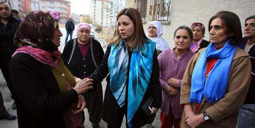 Malatya'da Evleri İşaretlenen Alevilere MHP'den Ziyaret!