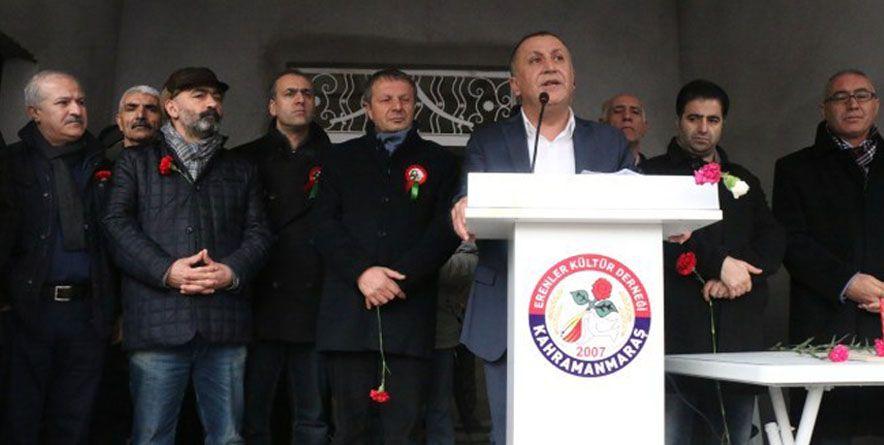 """ABF, AABK, HBVAKV, PSAKD """"AKD Yöneticilerini Alevilerden Özür Dilemeye Çağırdı"""""""