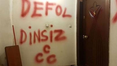 Alevi Bir Ailenin Kapısı Daha İşaretlendi | İstanbul