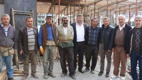 Cemevlerini Kendileri İnşa Ediyorlar | İstanbul