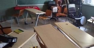 Armutlu Cemevi'ne Polis Baskını