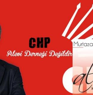 CHP Alevi Derneği Değildir   Murtaza Demir