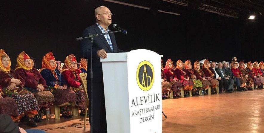 Başkan Fethi Yaşar Alevi Yurttaşları Yalnız Bırakmadı