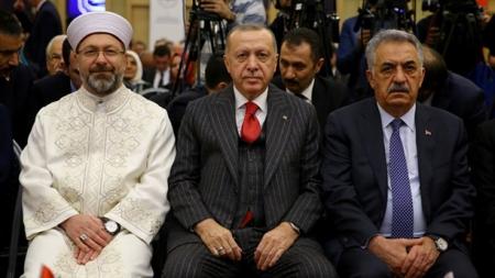 Erdoğan'dan Alevi Yurttaşların Evinin Işaretlenmesine Dair Ilk Açıklama